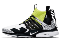 ACRONYM × NIKE AIR PRESTO MID DYNAMIC YELLOW