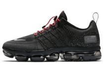 Nike Air Vapormax Run Utility Black Habanero Redの写真