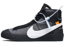 Nike Blazer Mid Off-White Grim Reaperの写真