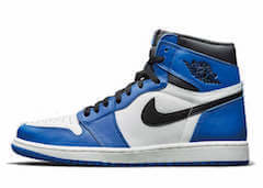JORDAN 1 RETRO HIGH OG GAME ROYAL(2018)の写真