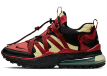 Nike Air Max 270 Bowfin Black University Red Light Zitronの写真