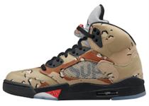Nike Air Jordan 5 Retro Supreme Desert Camo