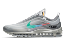 OFF-WHITE × NIKE AIR MAX 97 GREY