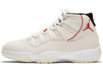 Nike Air Jordan 11 Retro Platinum Tintの写真