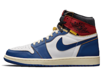 Nike Air Jordan 1 Retro High Union Los Angeles Blue Toeの写真
