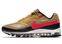Nike Air Max 97 BW Metallic Gold University Red Blackの写真