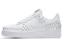 Nike Air Force 1 Stars White Womensの写真