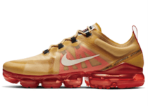Nike Air VaporMax 2019 Club Gold Ember Glowの写真