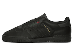 ADIDAS ORIGINALS × KANYE WEST YEEZY POWERPHASE CORE BLACKの写真