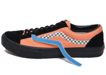 Billy's ENT × Vans V360G Orange/Greenの写真