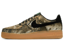 Nike Air Force 1 Low Realtree Woodland Blackの写真