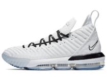 Nike LeBron 16 Equality White/Black (2019)