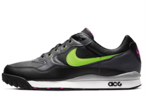 Nike Air Wildwood ACG Electric Green Black Hyper Violet