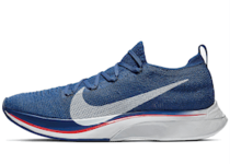Nike Zoom Vaporfly 4% Flyknit Deep Royal Blueの写真