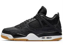 Nike Air Jordan 4 30th Anniversary Black Gum