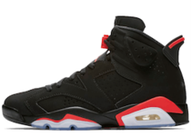 Nike Air Jordan 6 Retro Black Infrared (2019)