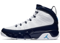 Nike Air Jordan 9 Retro Blue Pearlの写真
