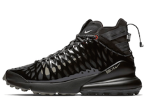 Nike Air Max 270 ISPA Black Anthracite