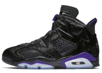 Nike Air Jordan 6 NRG Black/Dark Concord