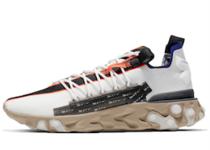 Nike ISPA React Low Summit Whiteの写真