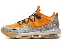 """Nike LeBron 16 Low """"Safari""""の写真"""