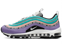 Nike Air Max 97 Have A Nike Day 'Space Purple and Black' BGの写真