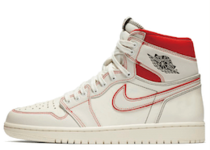 Nike Air Jordan 1 Retro High Phantom Gym Redの写真