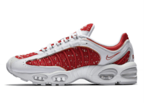 Nike Air Max Tailwind 4 Supreme Red Whiteの写真