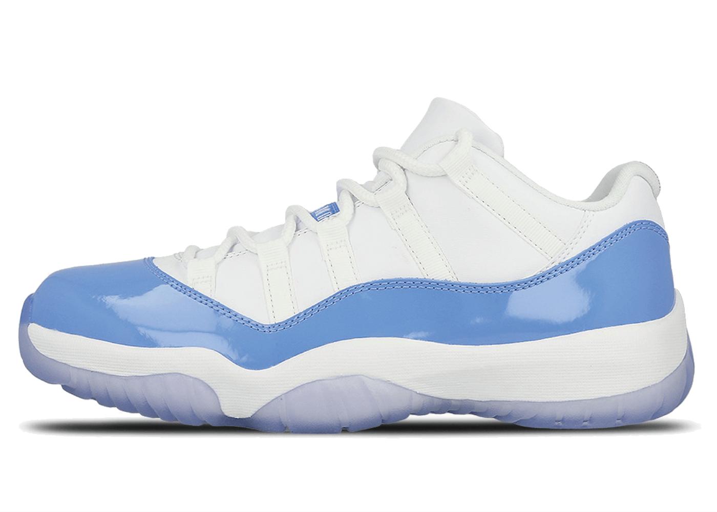 Jordan 11 Retro Low University Blue (2017)の写真