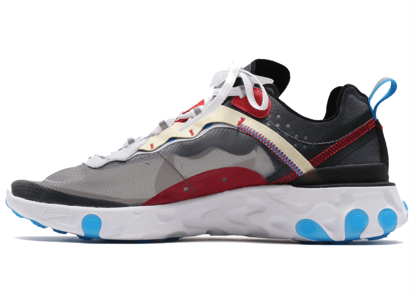 "NIKE REACT ELEMENT 87 ""DARK GREY""の写真"