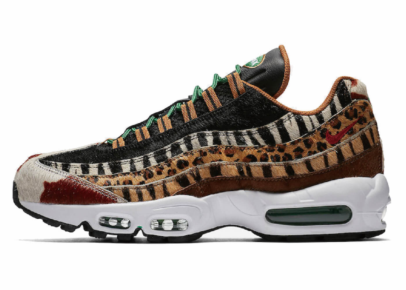 ATMOS × NIKE AIR MAX 95 ANIMAL PACKの写真