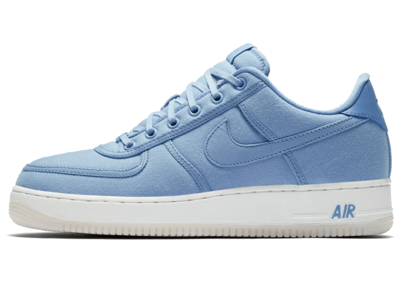 "Nike Air Force 1 Low Retro QS ""Canvas"" Pack DECEMBER SKY の写真"