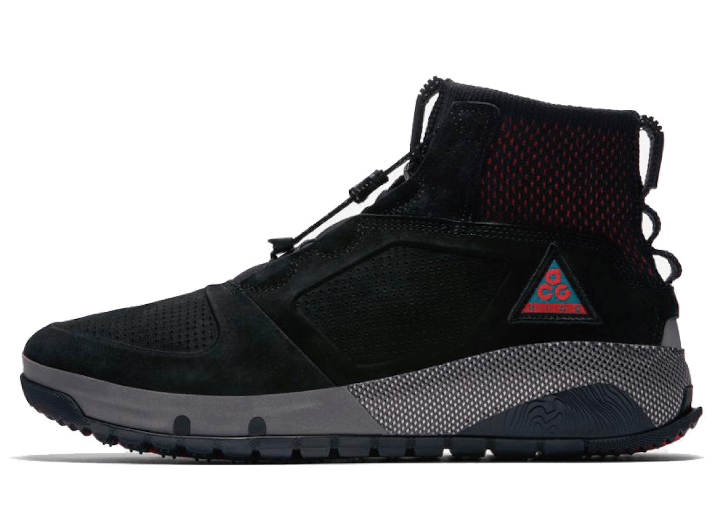 Nike ACG Ruckel Ridge Black Habanero Redの写真