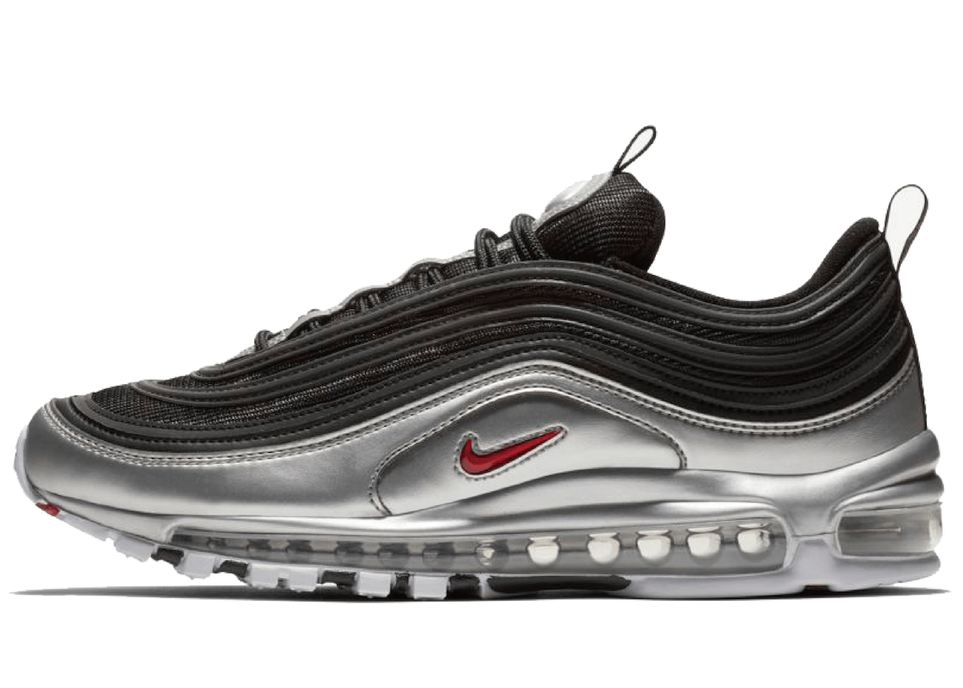 Nike Air Max 97 Black and Silverの写真
