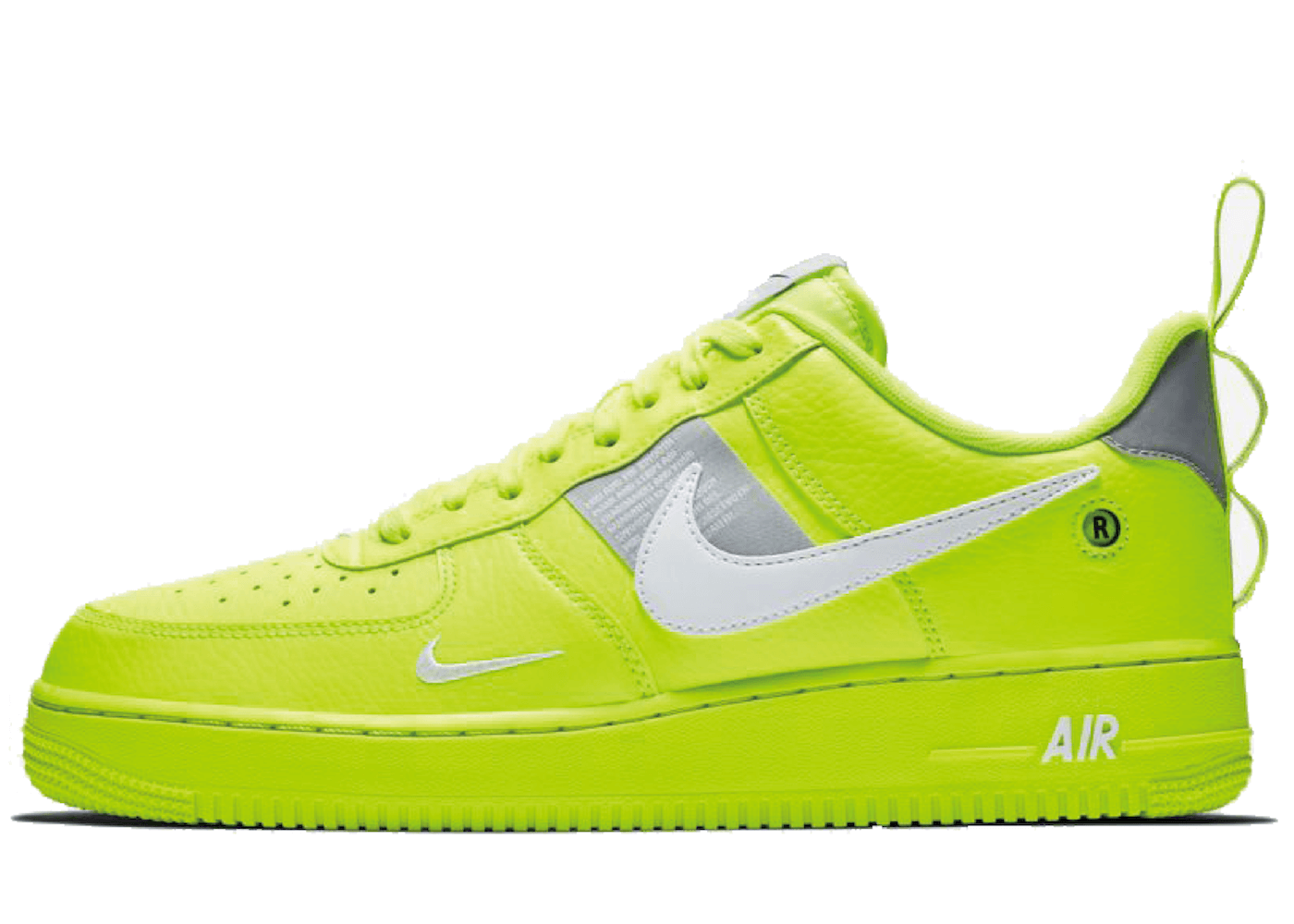 "Nike Air Force Utility ""Volt Pack""の写真"