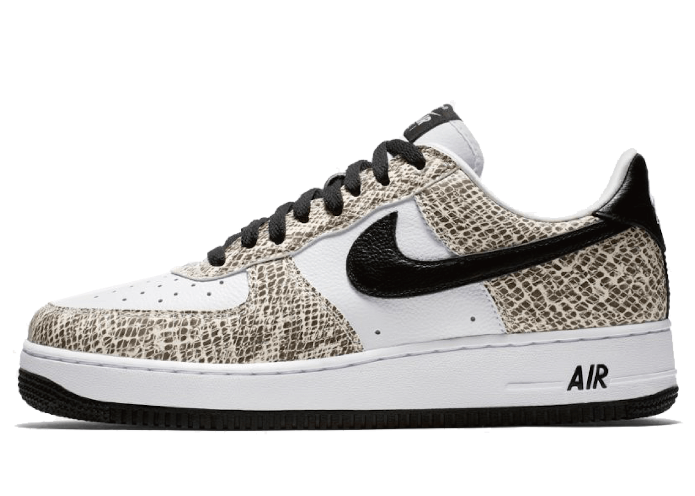 Nike Air Force 1 Low Retro Cocoa Snake (2018)の写真