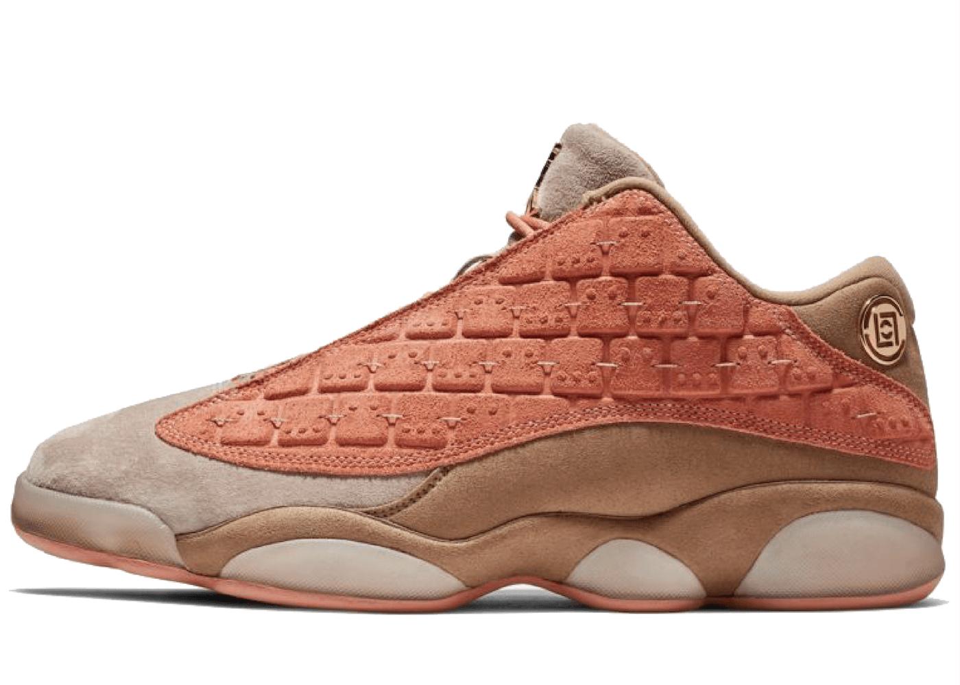 Nike Air Jordan 13 Retro Low Clot Sepia Stoneの写真