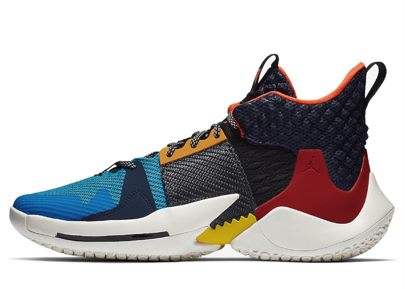 Nike Air Jordan Why Not Zer0.2の写真