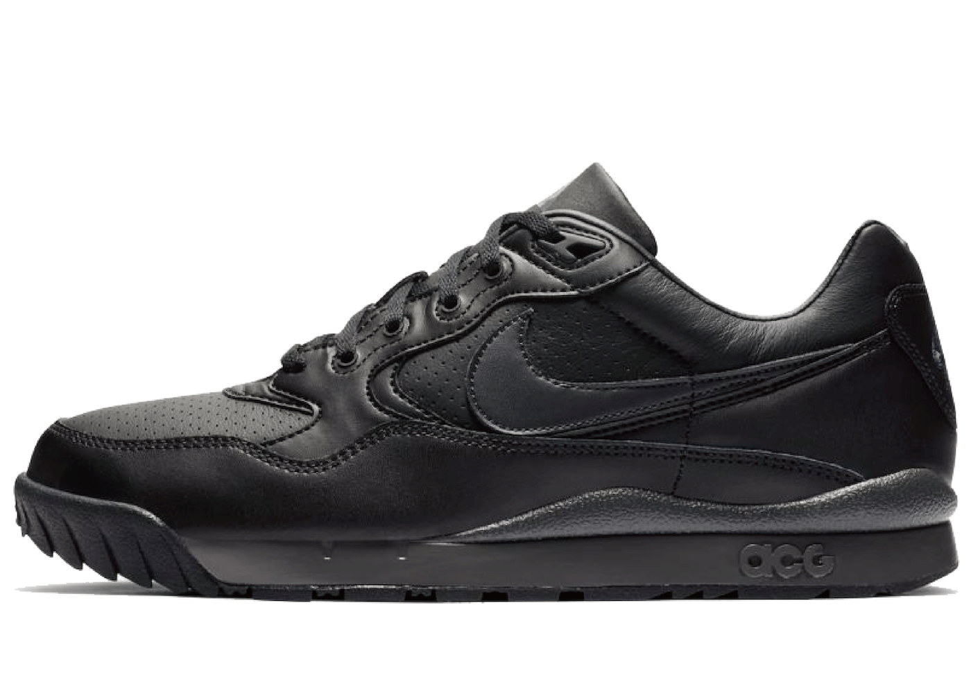 Nike Air Wildwood ACG Triple Blackの写真
