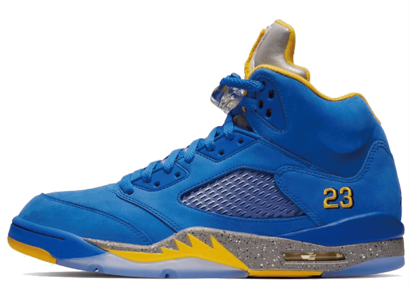 Nike Air Jordan 5 Retro JSP Laney Varsity Royalの写真