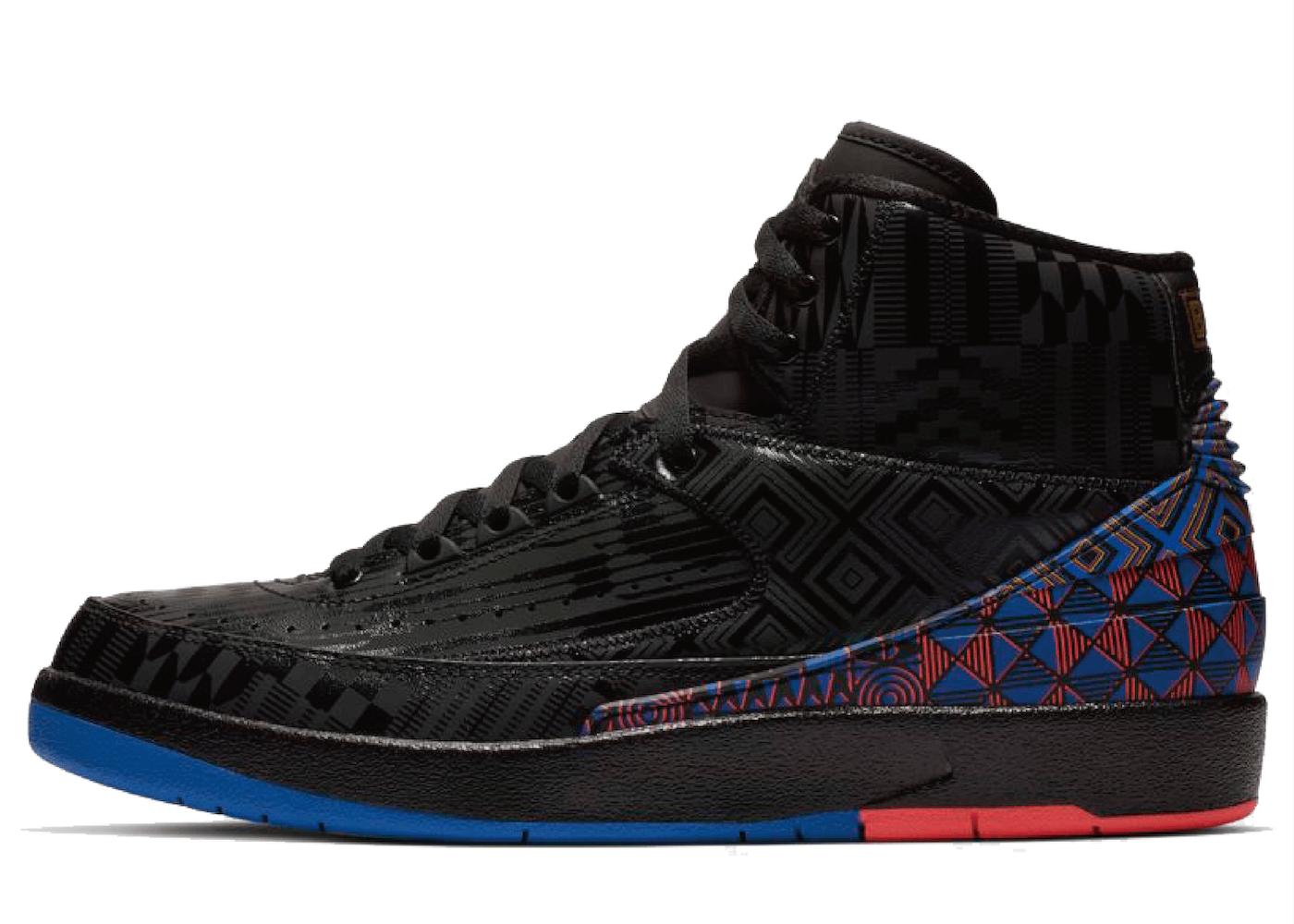 Nike Air Jordan 2 BHM (2019)の写真
