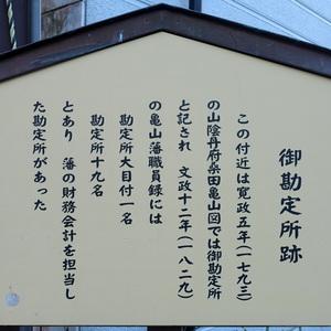 御勘定所 跡 - Monumento(モニュメント)