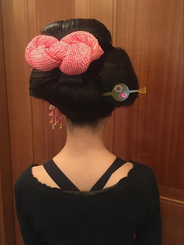 髪結いアフター