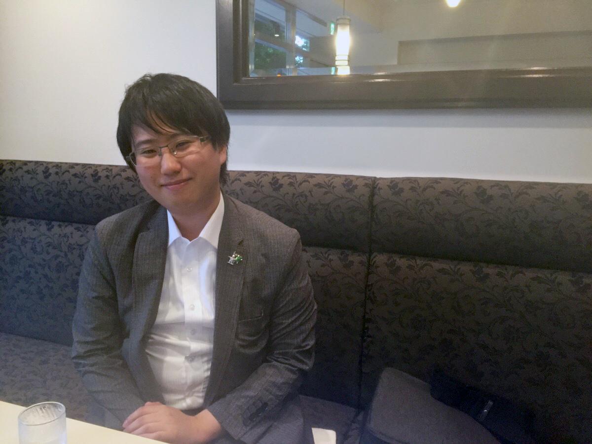 飯田さんインタビュー