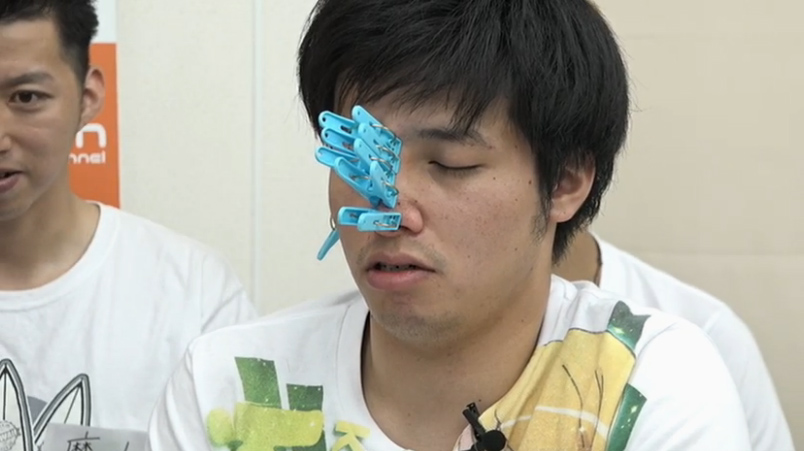 痛い!田口さん
