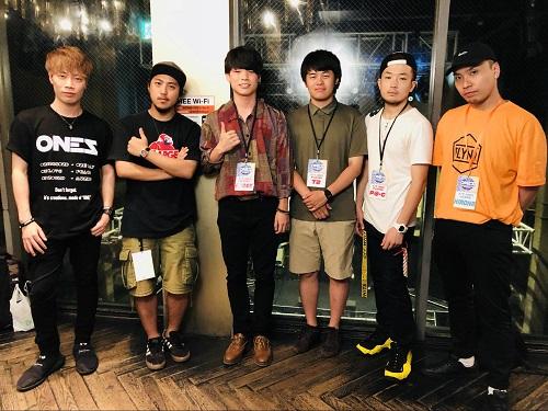 ファイナリスト 決勝 HBB ONEZ 2018