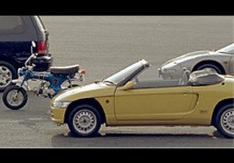 「負けるもんか」でおなじみ。Hondaの素晴らしいキャッチコピー5選