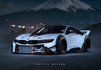 BMWのスーパースポーツ! BMW i8はどう作られているのか、知っていますか?