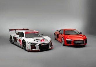 今かえるレーシングカー!アウディR8のFIA-GT3車両を販売してみた。