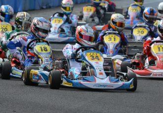 国内のどのレースより激しくて面白い!?未来の世界チャンピオンドライバー選別システム。全日本カート選手権